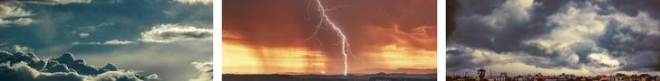 Gdzie dziś jest burza - Aktualna mapa burzowa ONLINE!