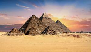 Urlop w styczniu - Egipt