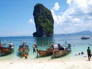 Urlop w styczniu - Tajlandia