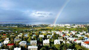 Atrakcje w stolicy Islandii Reykjaviku