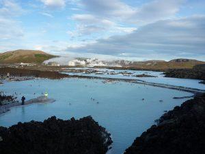 Blue lagoon - Atrakcja Islandii