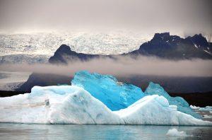 Laguna lodowcowa Jokulsarlón Islandia
