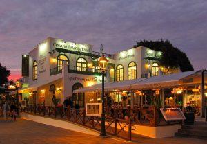 Ceny w restauracjach na Lanzarote