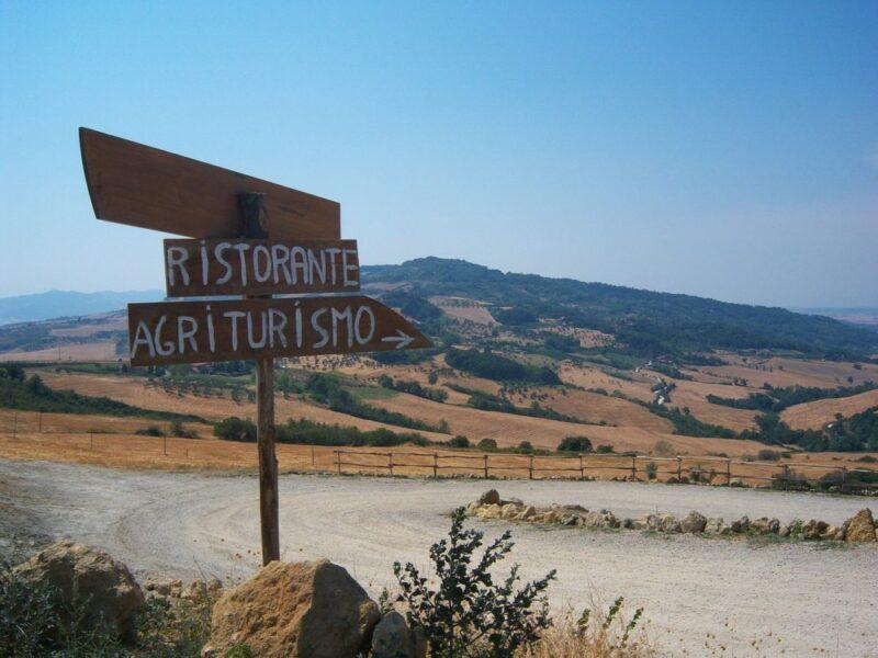 Agroturystyka w Toskanii