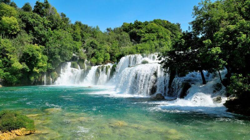 Park narodowy Wodospady KRKa