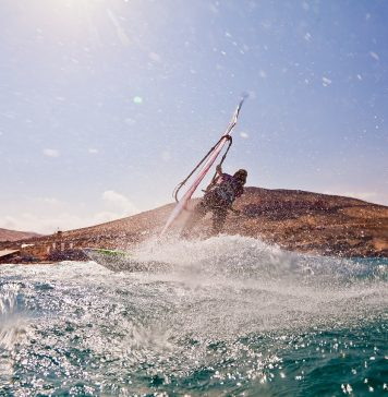 Sporty wodne na Fuerteventura
