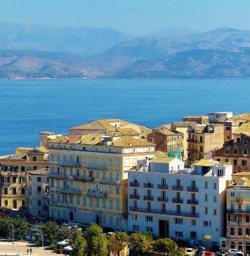 Ceny na wyspie Korfu