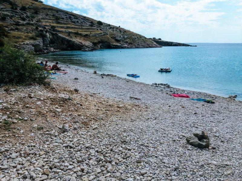 Ostatnia plaża w Starej Baśce