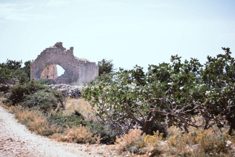 Ruiny kościoła św. Jeronima