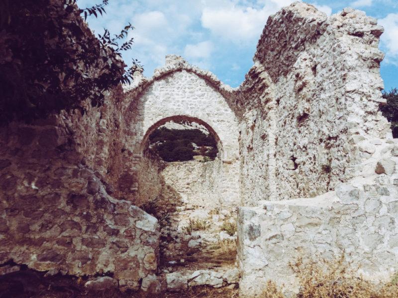 Ruiny kościoła świętego Jeronima