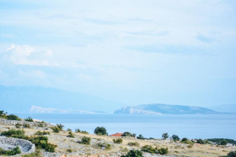 Widok na wyspy