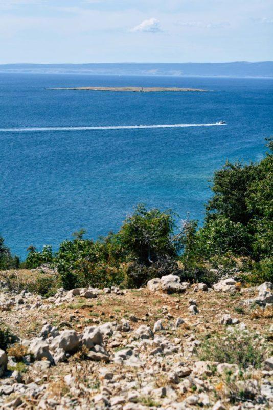 Widoki w Chorwacji